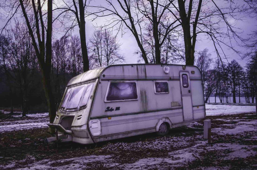 mantener tu caravana en invierno