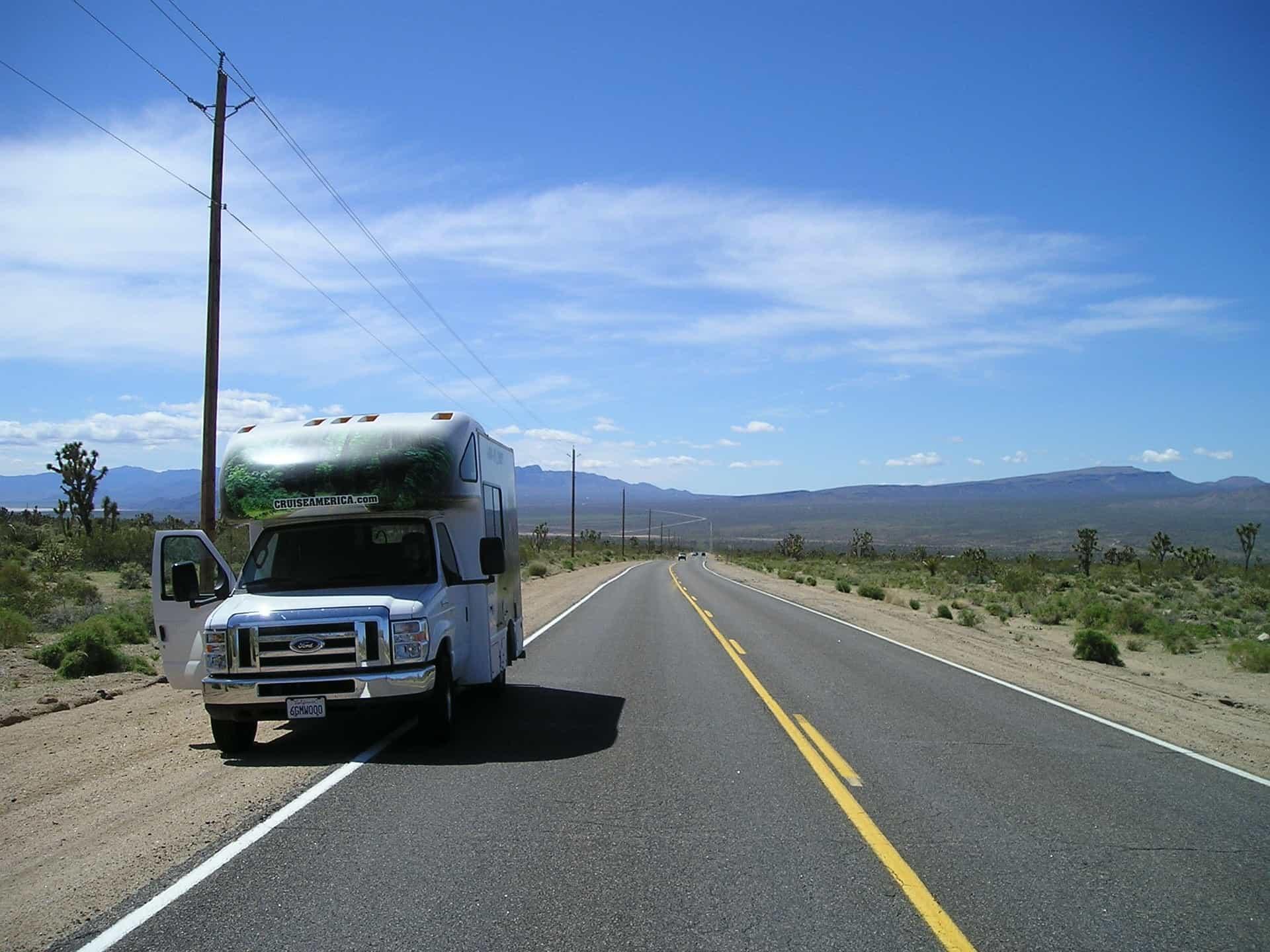 normativa para viajar en caravana
